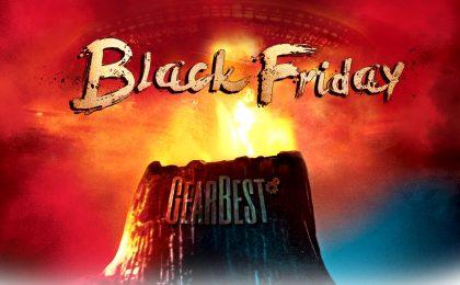 Black Friday 2016 GearBest: tutte le migliori offerte