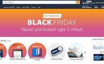 Black Friday Amazon 2016: le migliori offerte