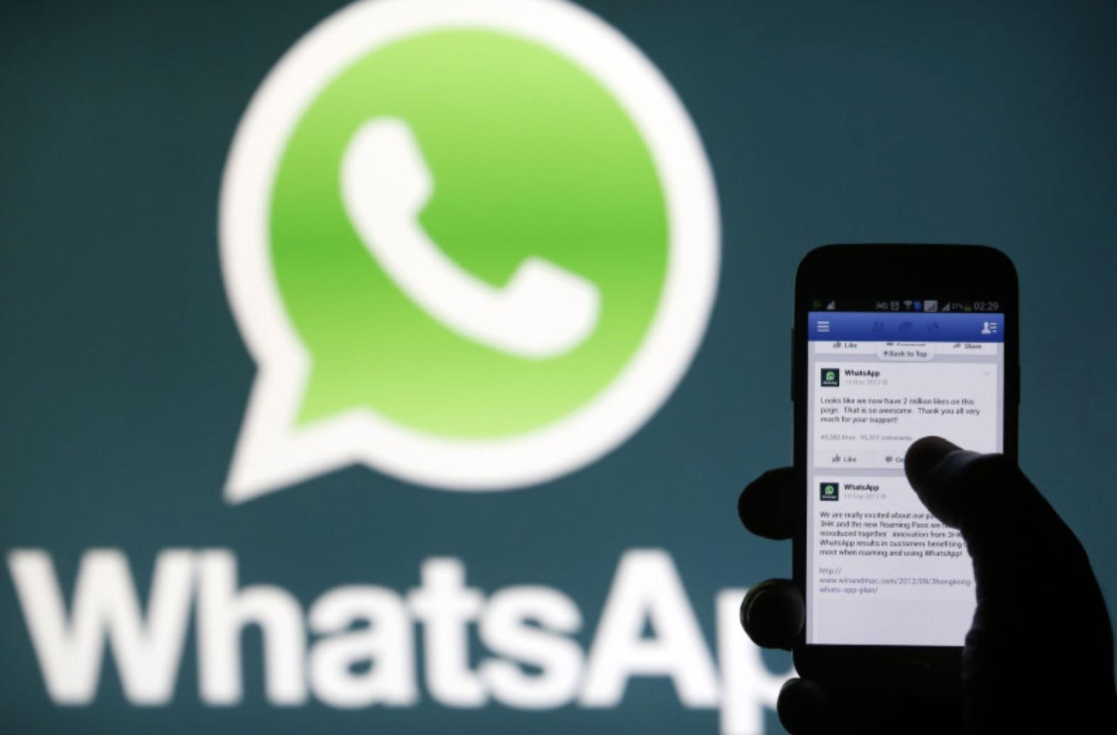 WhatsApp e Facebook: sospendono la raccolta e condivisione dati