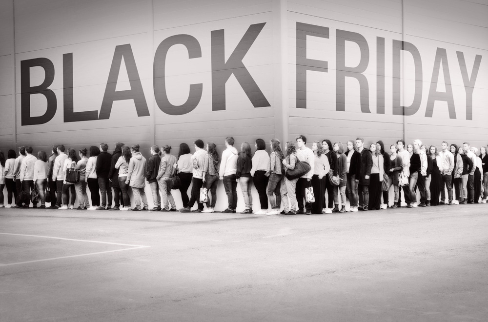 Che cos'è il Black Friday