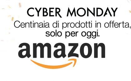 Amazon Cyber Monday 2016: le migliori offerte lampo