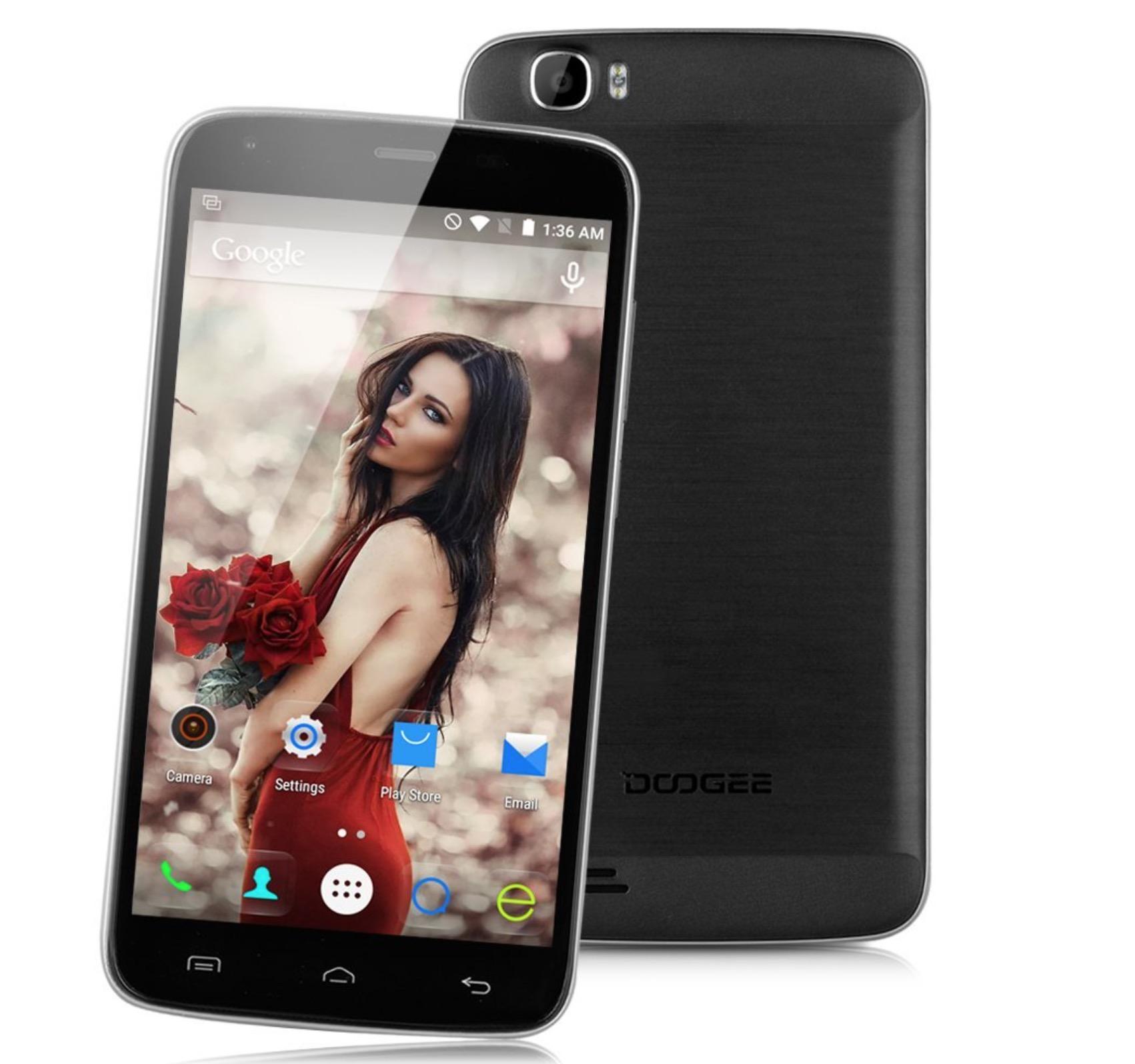 DOOGEE T6 Pro smartphone