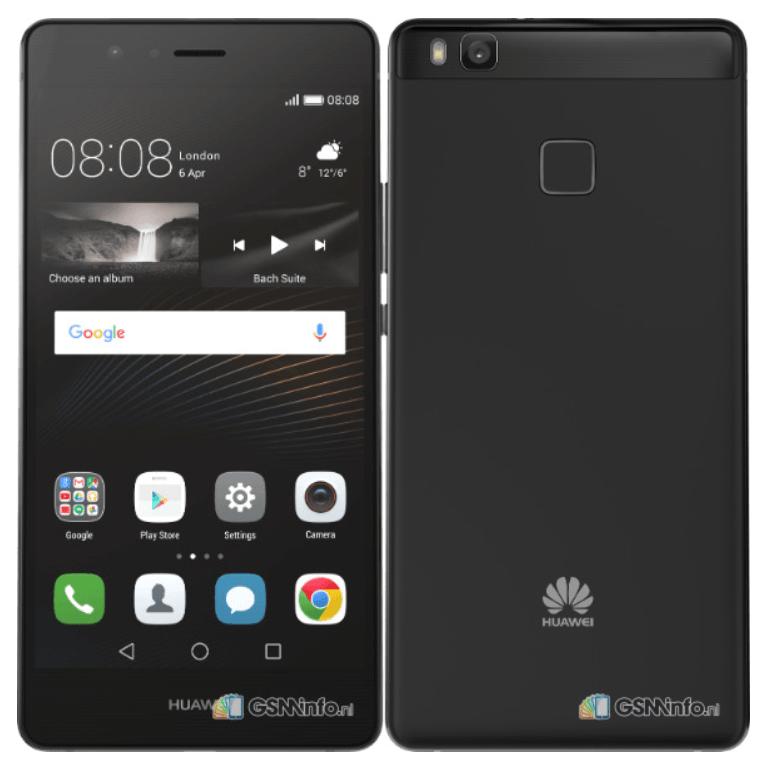 Design Huawei P9 Lite