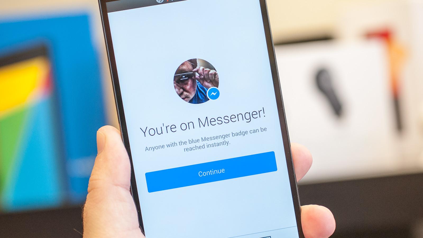 Facebook Messenger, messaggi pubblicitari in arrivo