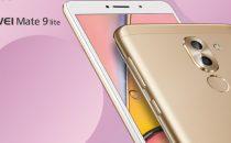 Huawei Mate 9 Lite ufficiale: la scheda tecnica e il prezzo