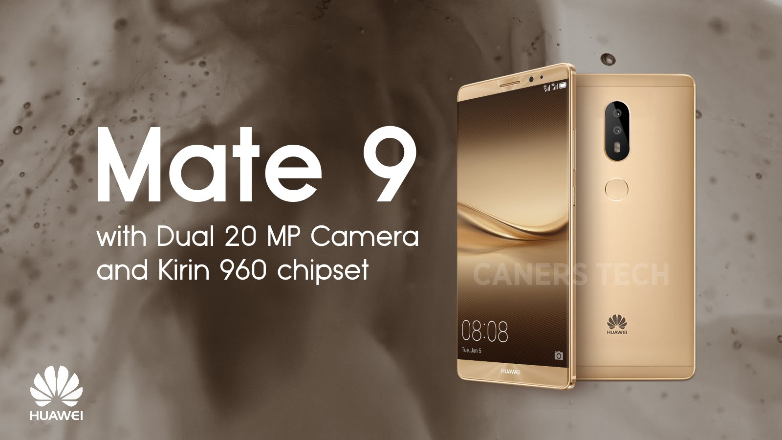 Huawei Mate 9 soC