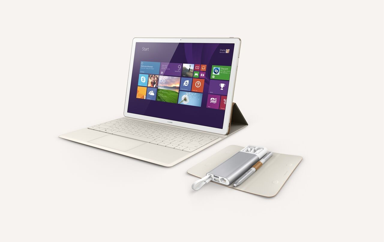 Huawei MateBook_bianco