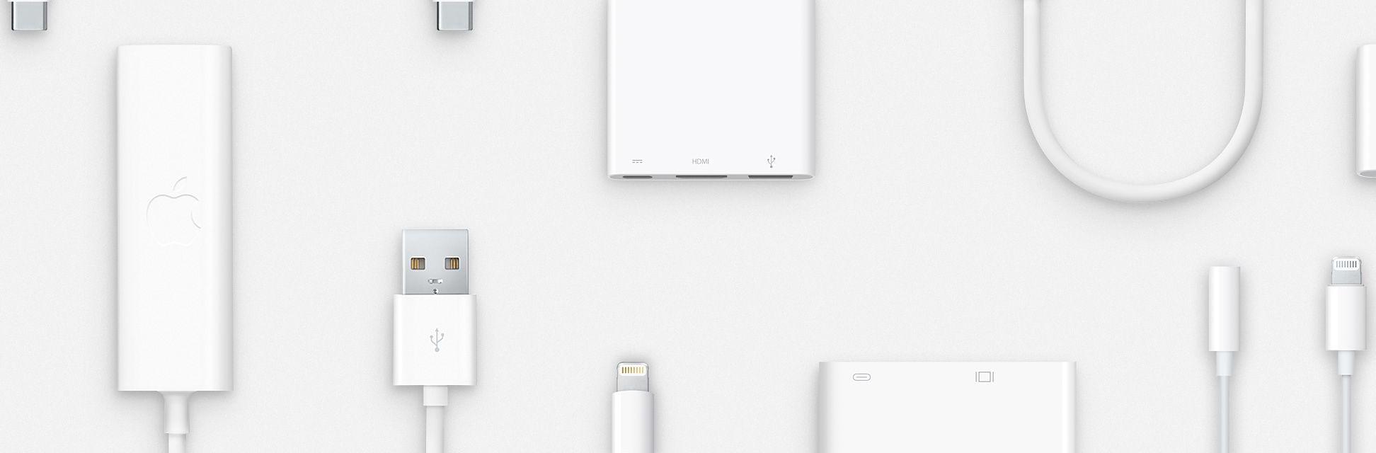 MacBook Pro 2016 accessori e adattatori Apple