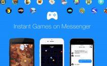 Facebook Messenger: piattaforma Instant Games ufficiale