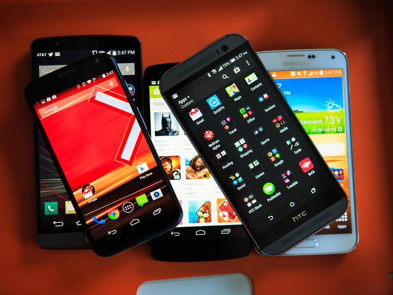 Migliori smartphone Android 2016