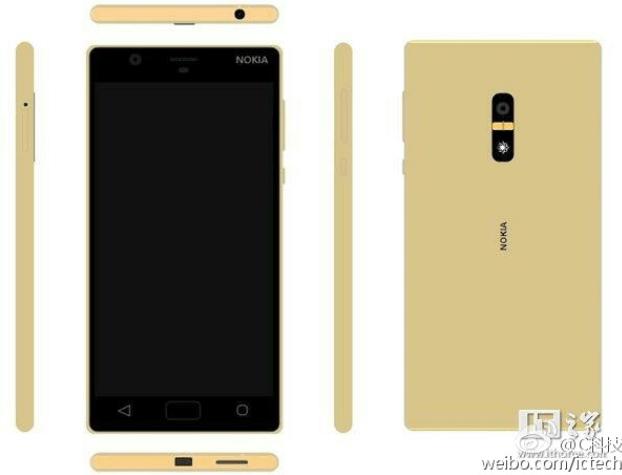 Nokia D1C: scheda e rumors del phablet/tablet in uscita