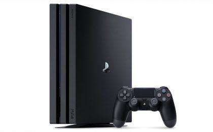 PlayStation 4 Pro: specifiche tecniche, prezzo e uscita ufficiale