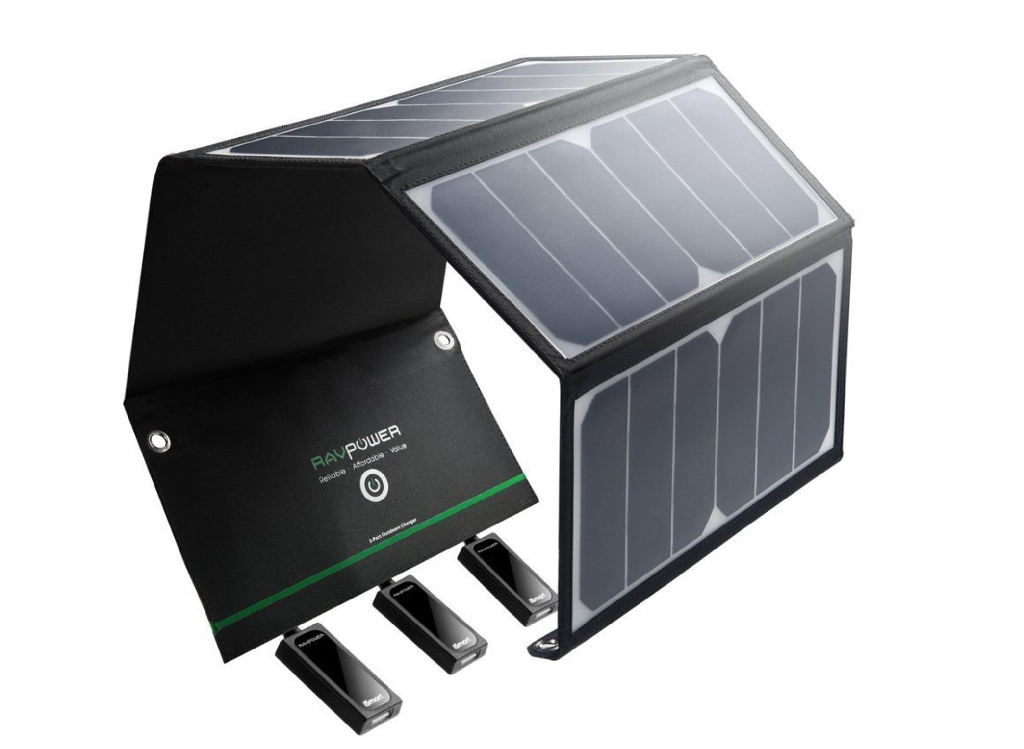 RAVPower Caricabatterie Solare