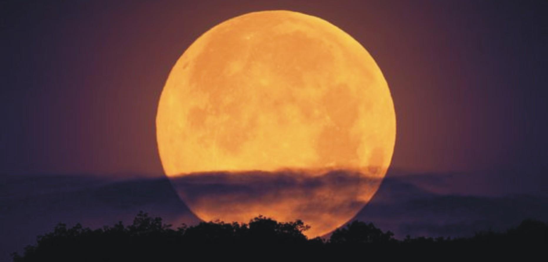 Superluna del 28 settembre