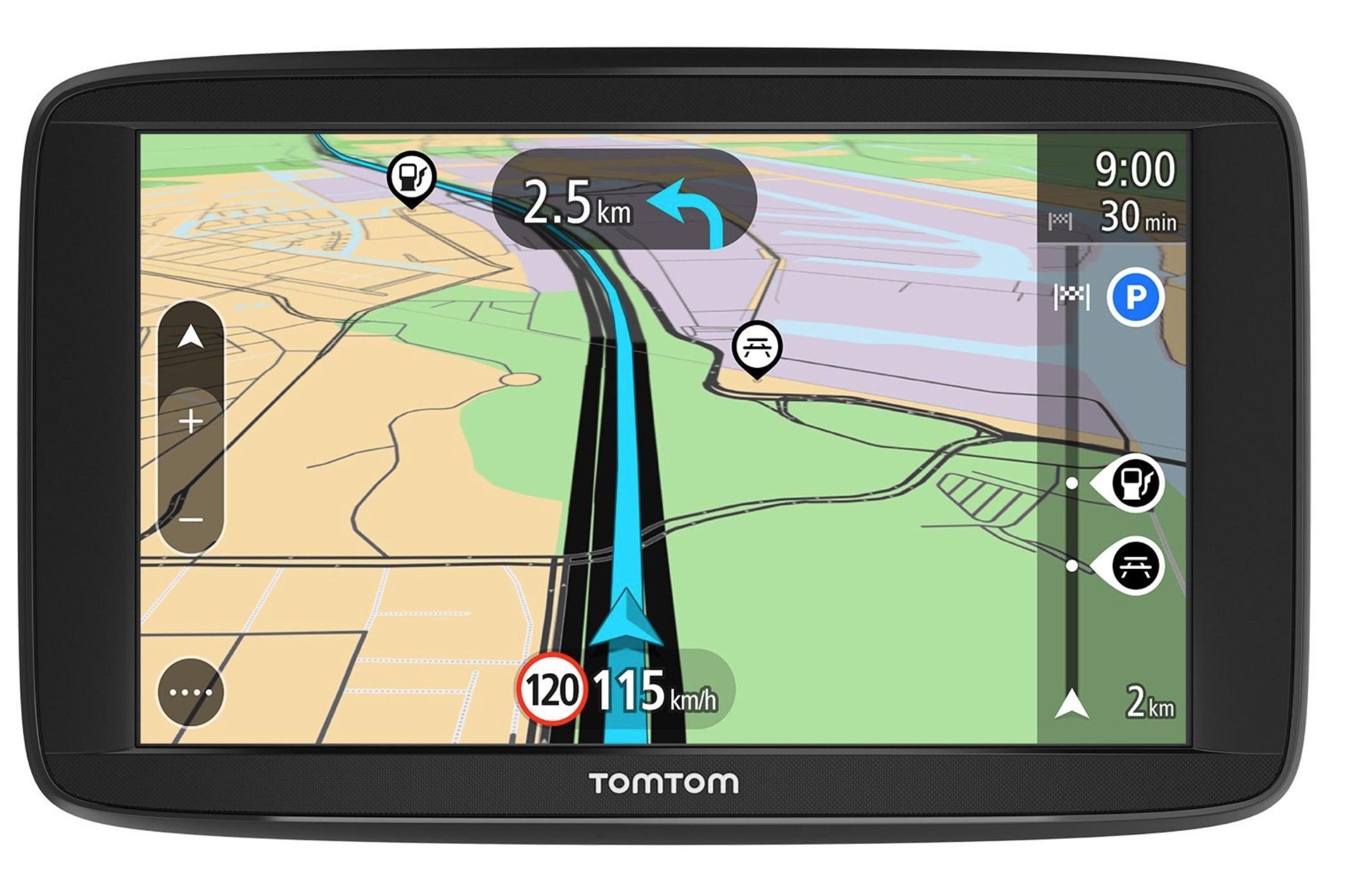 TomTom Start 62 Europa
