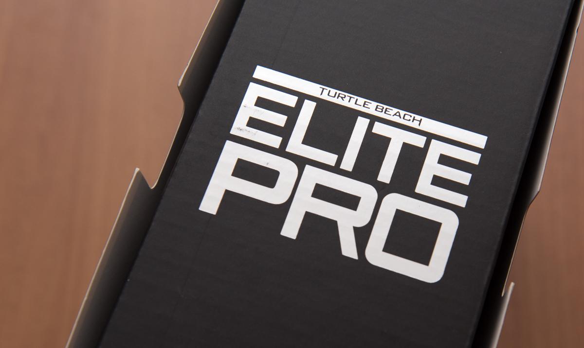 Turtle Beach Elite Pro unboxing confezione
