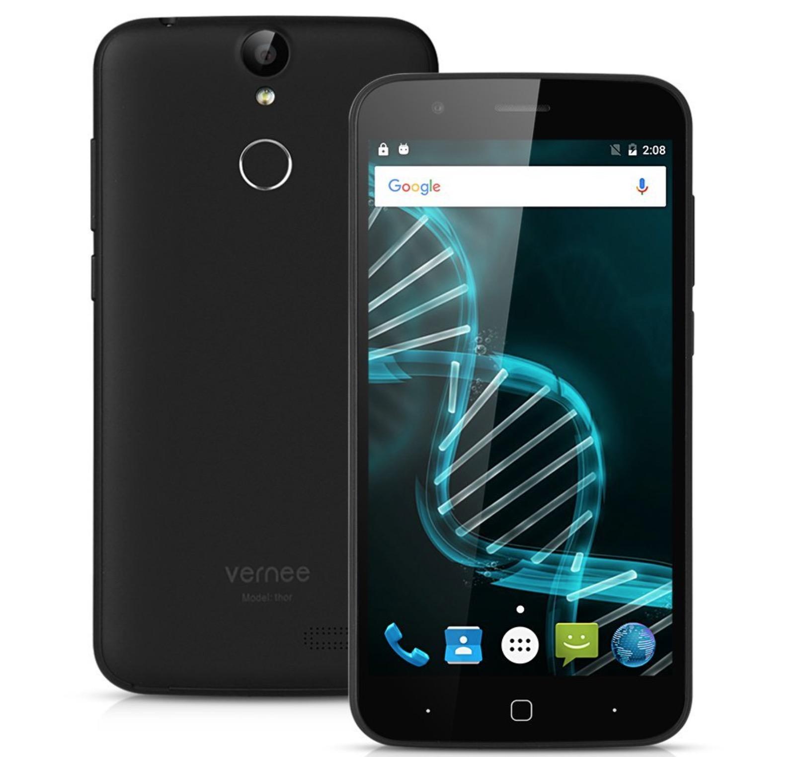 Vernee Thor smartphone