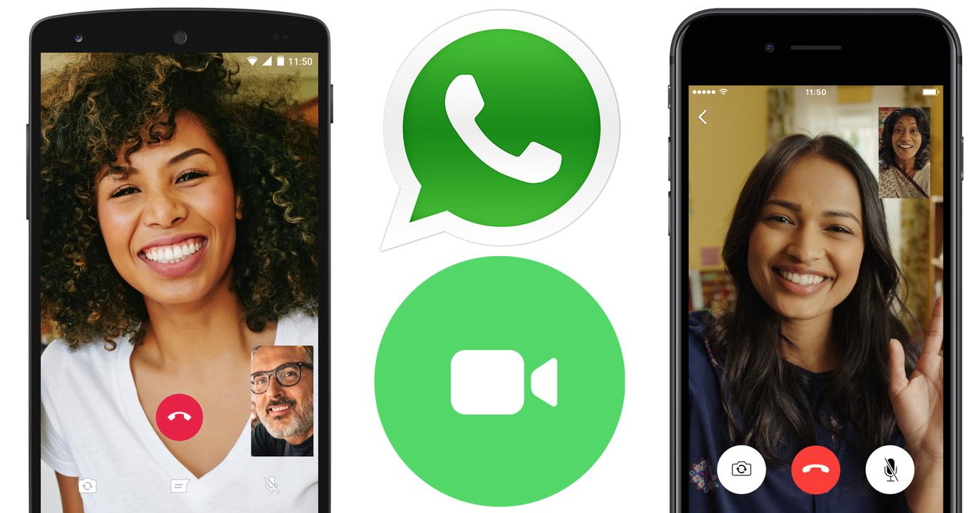 WhatsApp, videochiamate ufficiali per iOS, Android e Windows Phone