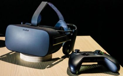 Xbox One, videogiochi in streaming su visore Oculus Rift