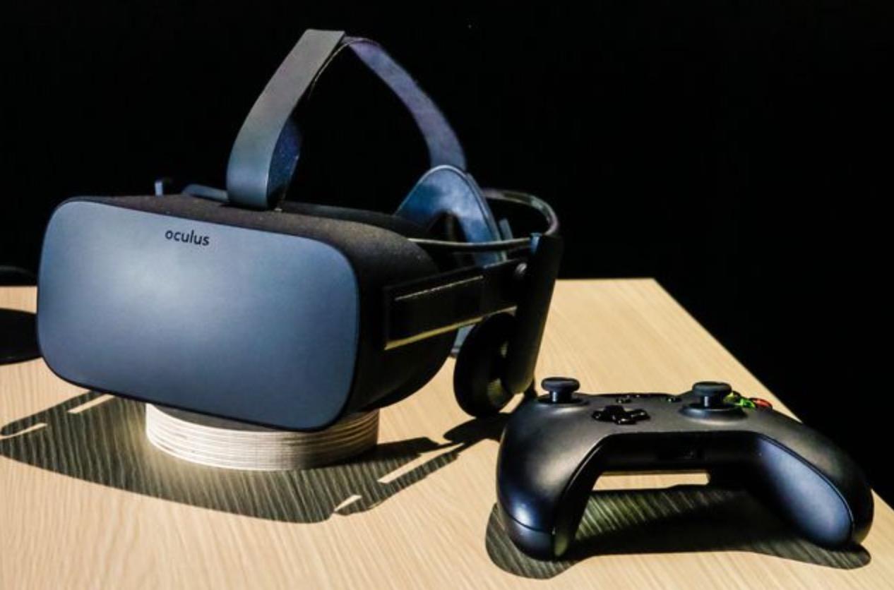 Xbox One, videogiochi in streaming su visore Oculus Rift