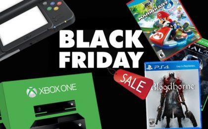 Black Friday 2016: le migliori offerte per il gaming