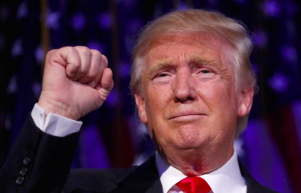 Trump è presidente degli Stati Uniti: gif più divertenti dopo la vittoria