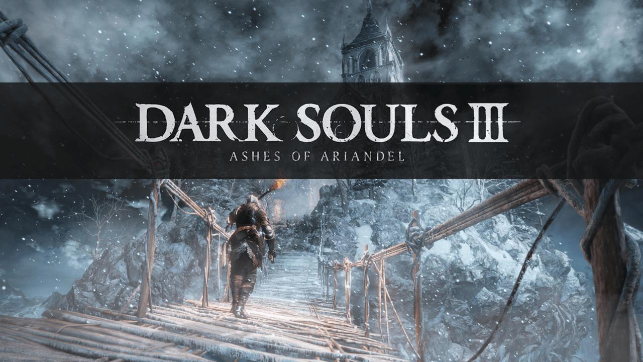 Le Ceneri di Ariandel , il primo DLC di Dark Souls III