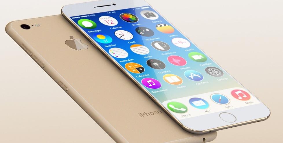 iPhone 7 ios 10.0.3