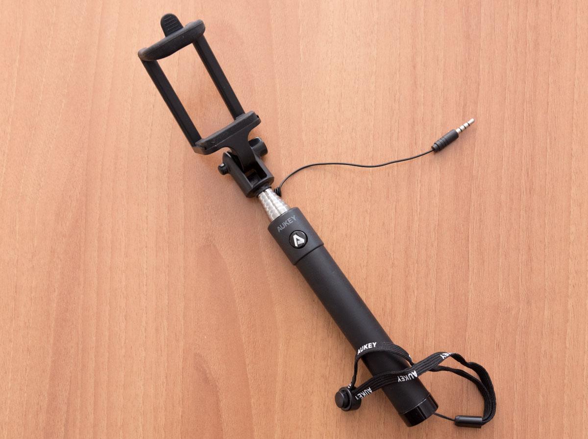 AUKEY Selfie stick HD P8