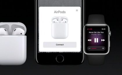 Cuffie Apple Airpods finalmente in uscita: disponibili all'acquisto