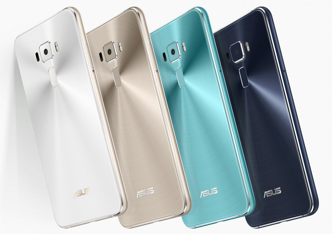 Asus ZenFone 3 android