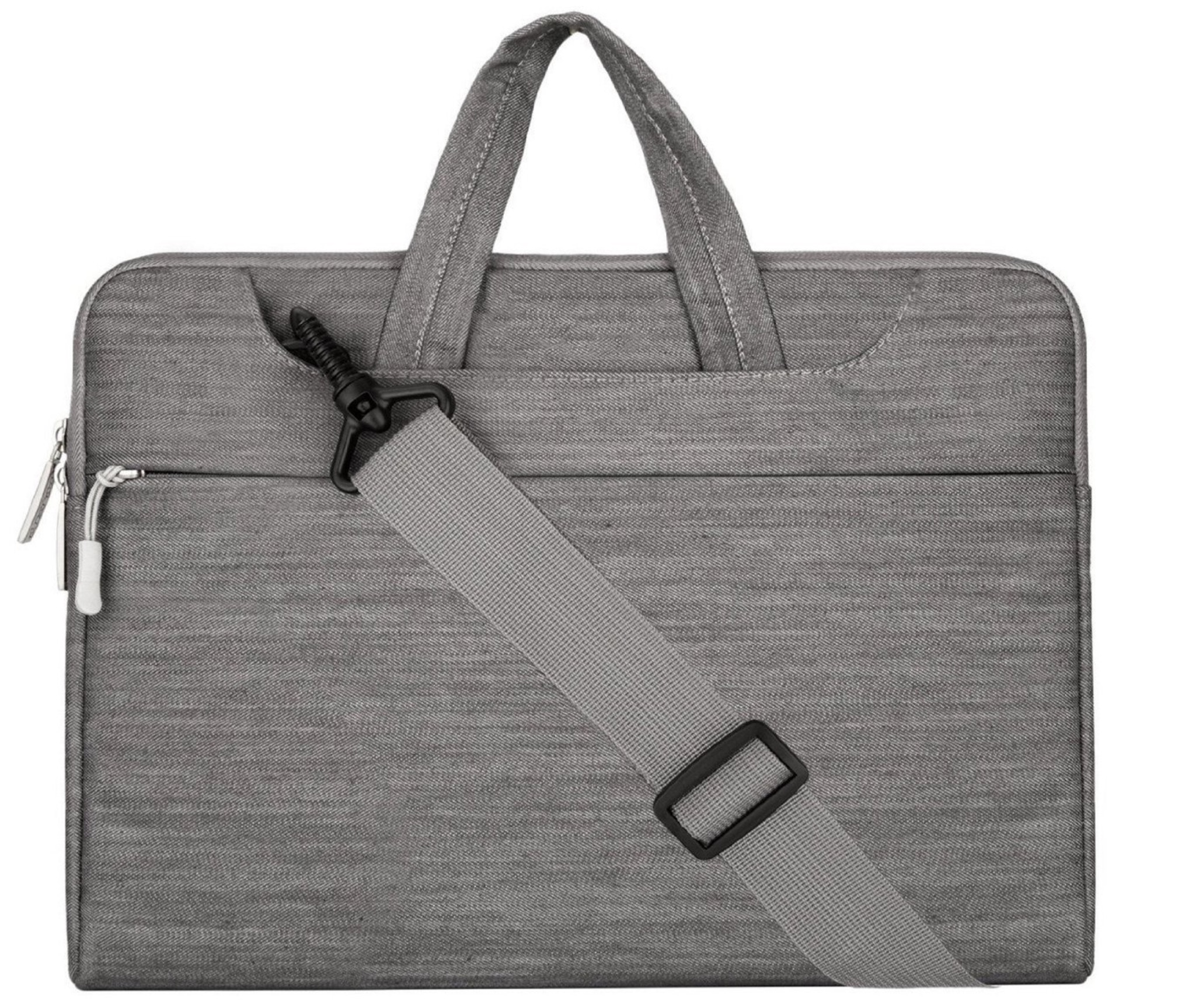 Borsa MacBook Pro Mosiso Denim