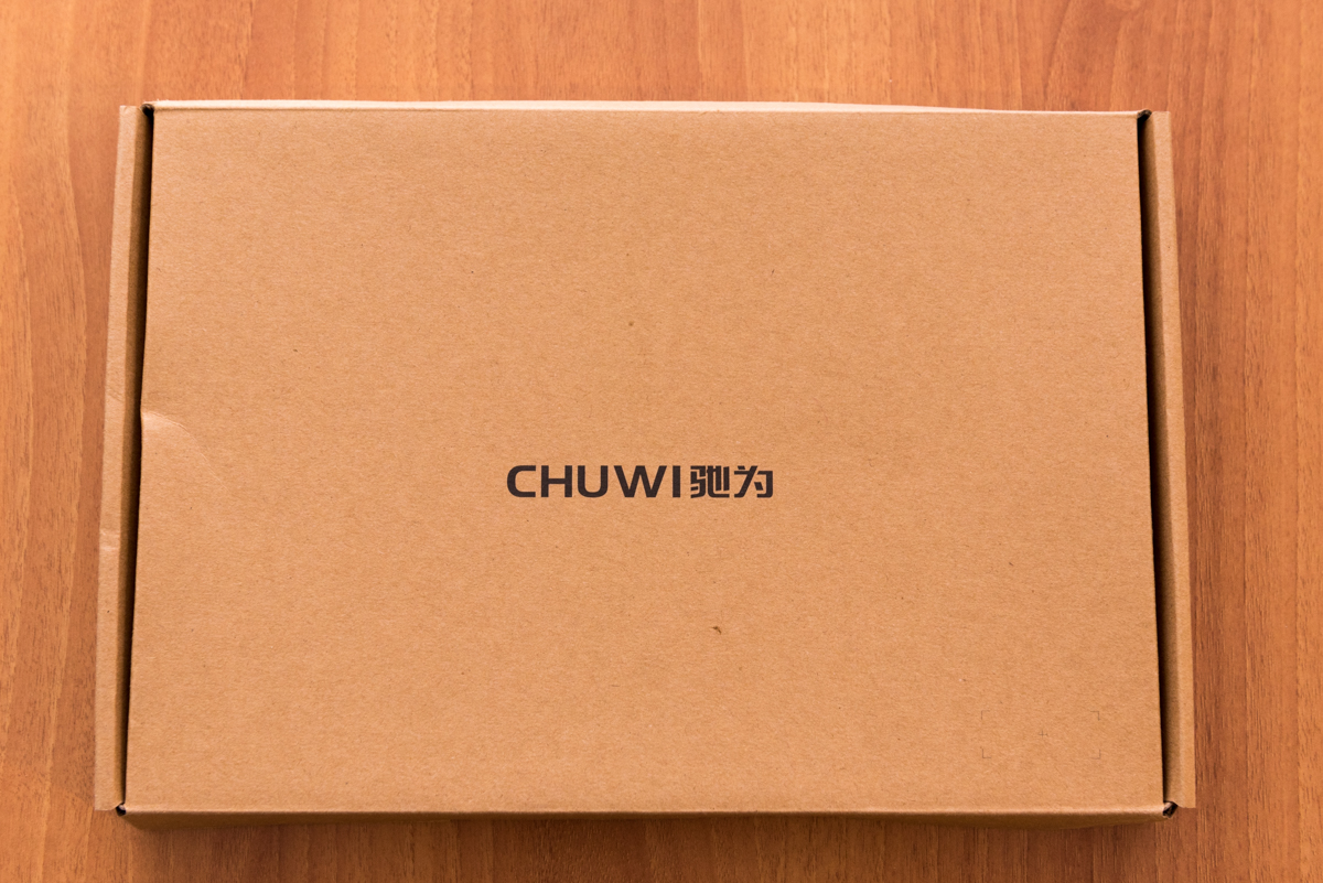 Chuwi Hi12 unboxing tastiera