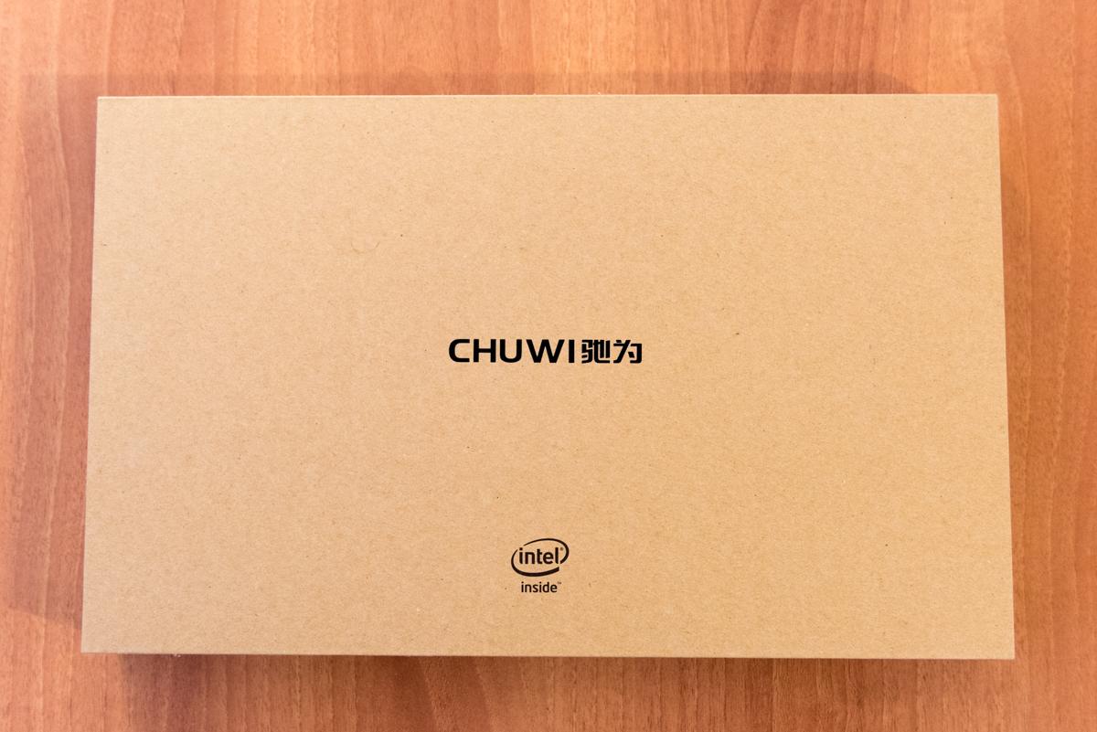 Chuwi Hi12 unboxing