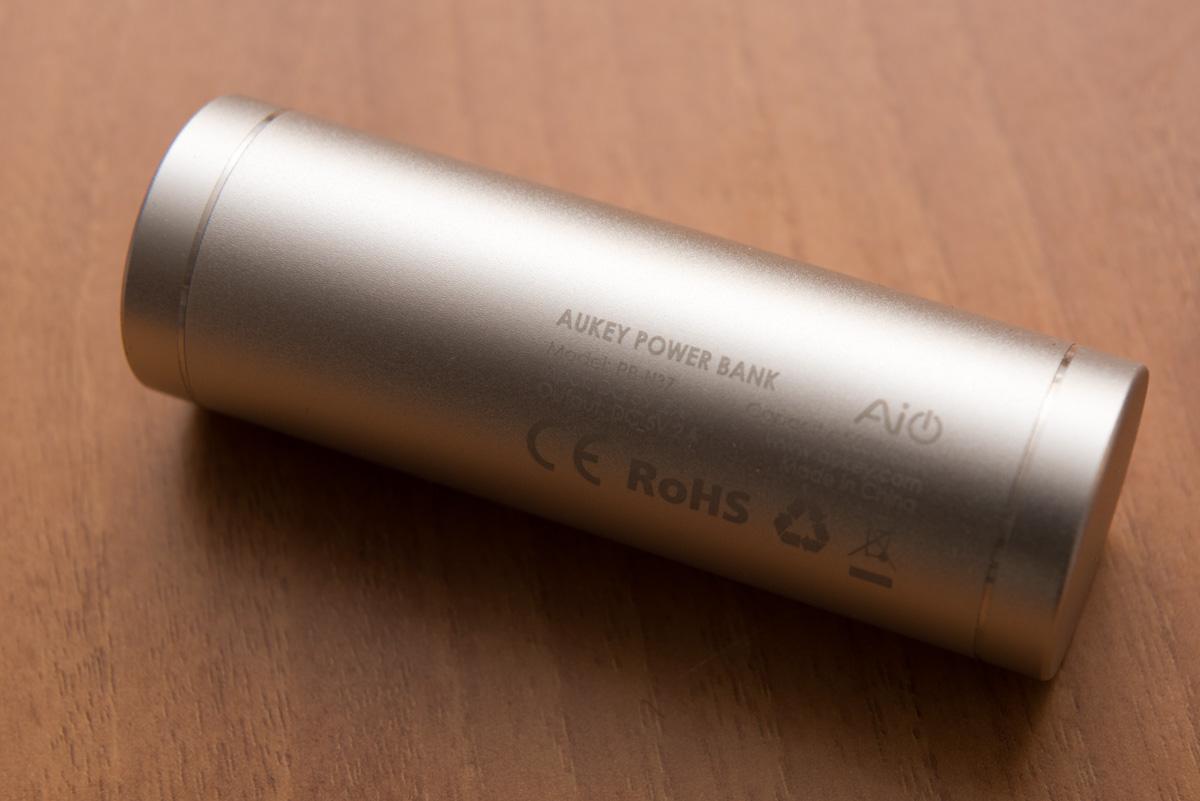 Dettaglio caricabatteria portatile AUKEY PB N37