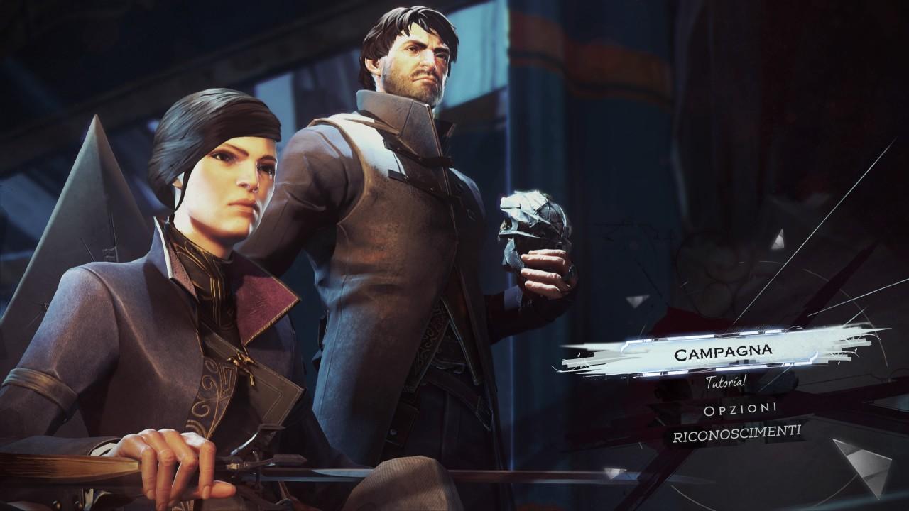 Dishonored 2 videogioco