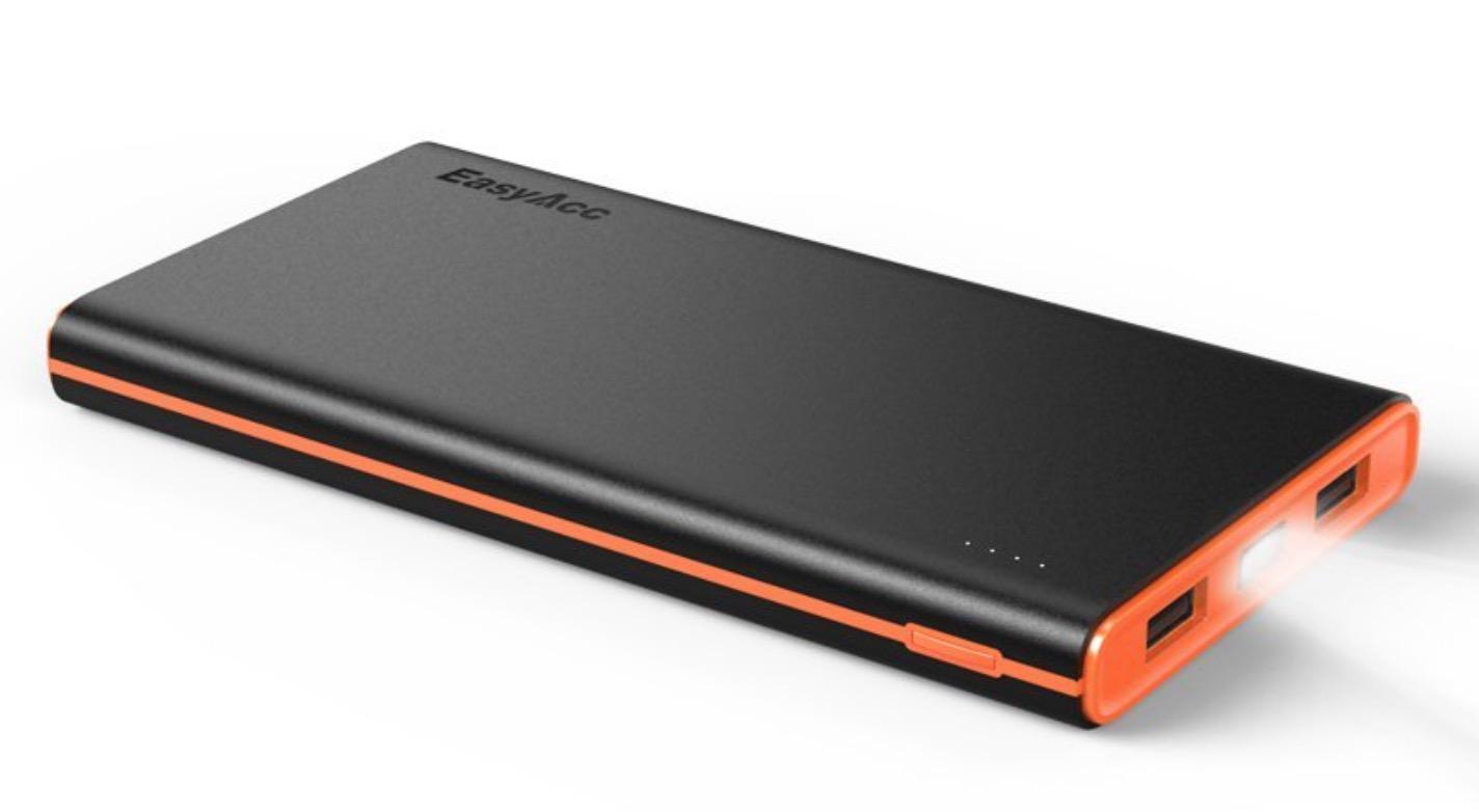 EasyAcc 10000 BO caricabatterie portatile