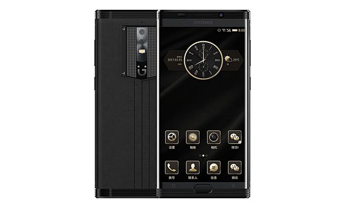 Gionee M2017 con batteria da 7000mAh: la scheda tecnica