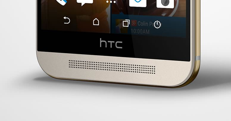 HTC One M9 in aggiornamento a Android 7.0 Nougat