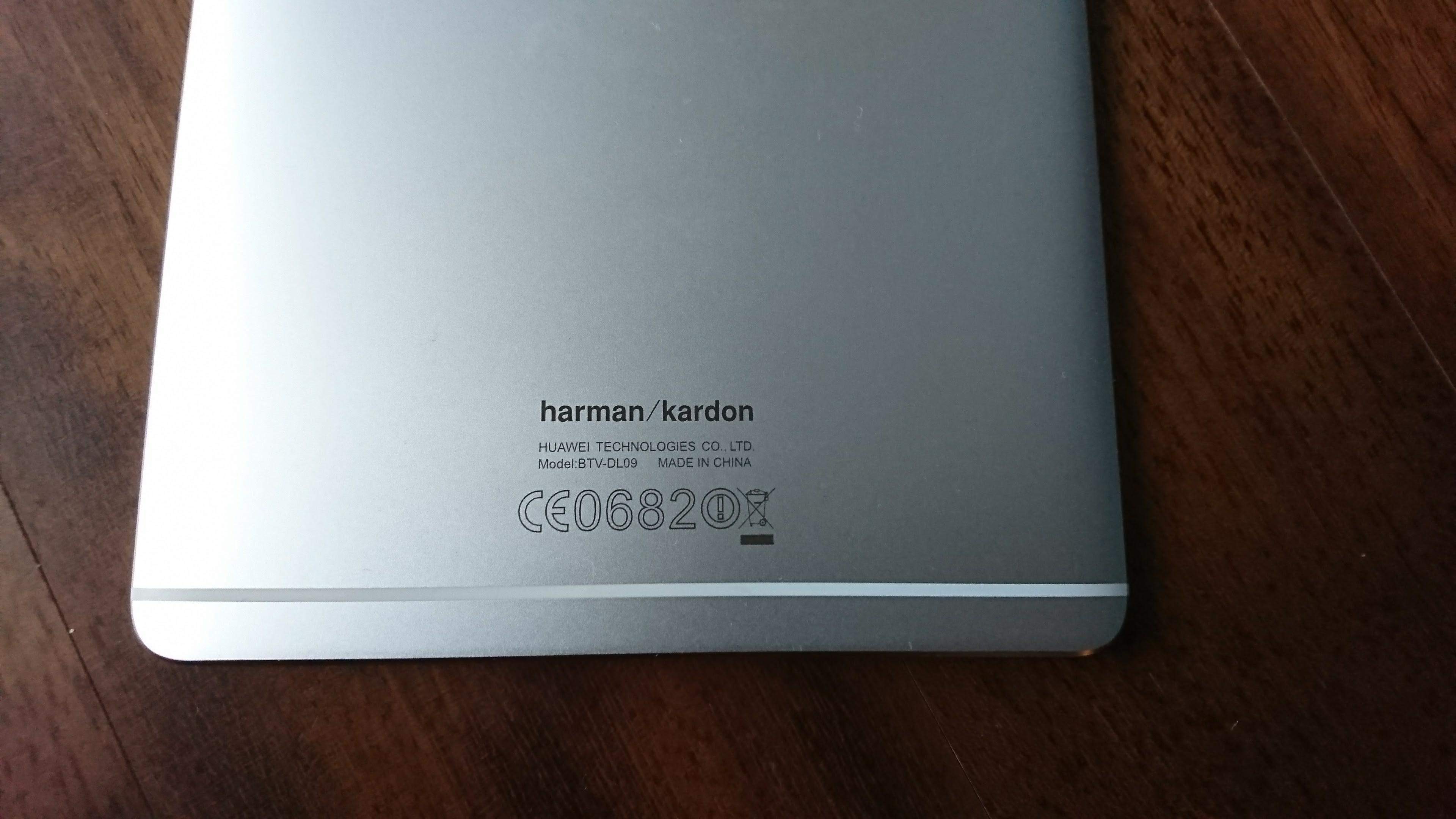 Huawei MediaPad M3 loghi