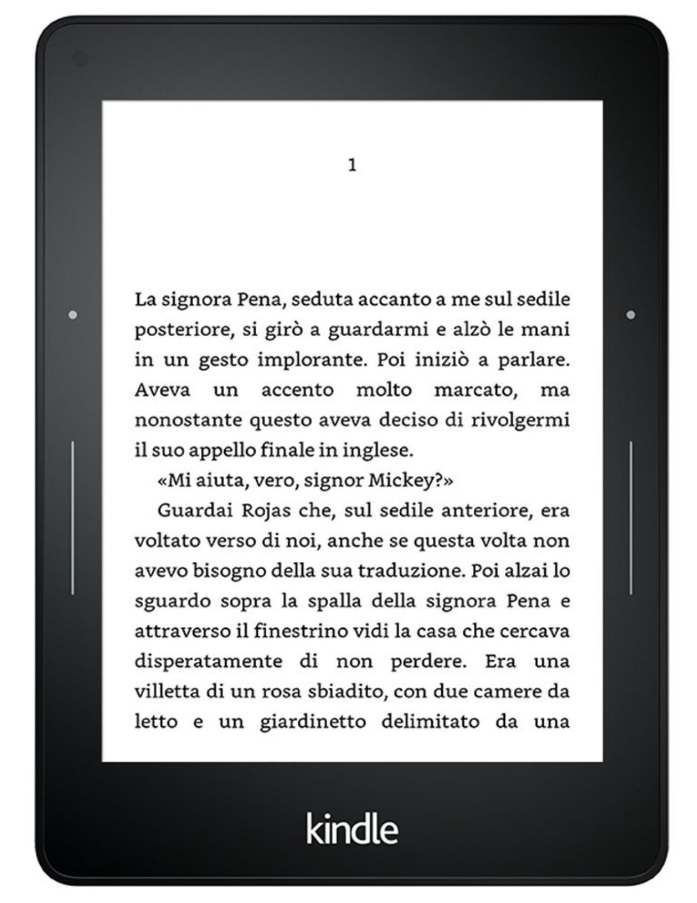 Kindle Voyage ebook reader