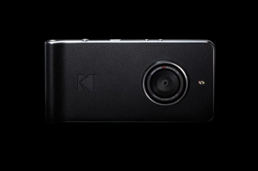 Kodak Ektra: prezzo italiano per la fotocamera che si crede smartphone