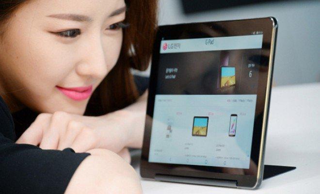 LG G Pad III 10.1 ufficiale: prezzo e scheda tecnica del tablet