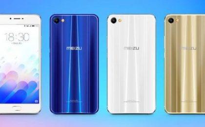 Meizu M3X in uscita: prezzo e scheda tecnica ufficiali