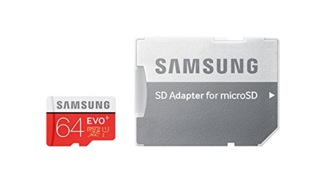 Memoria MicroSD Samsung MB MC64DA