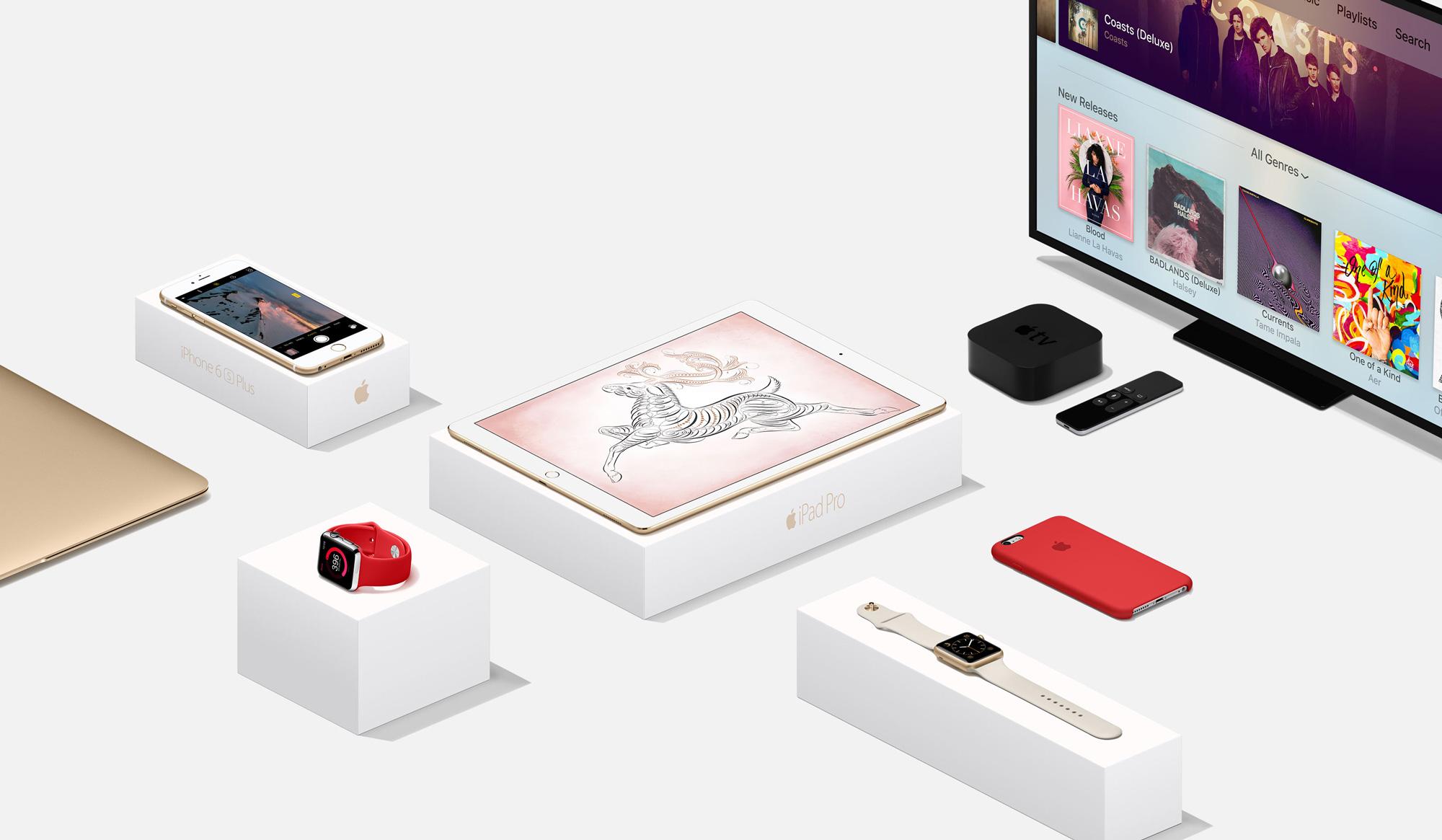 I migliori regali Apple: 5 idee regalo per Natale 2016