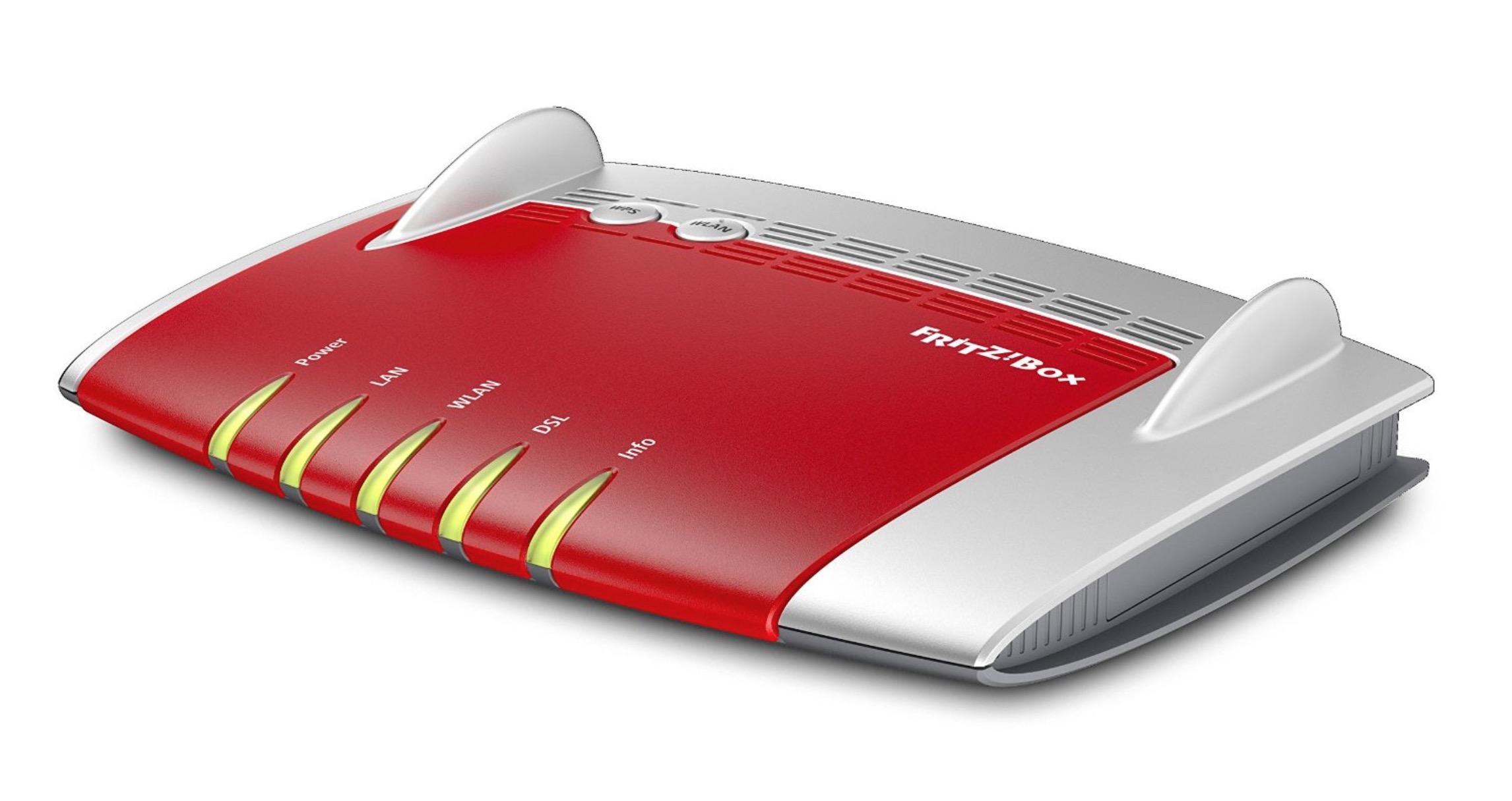 Modem Router AVM FRITZ Box 3490