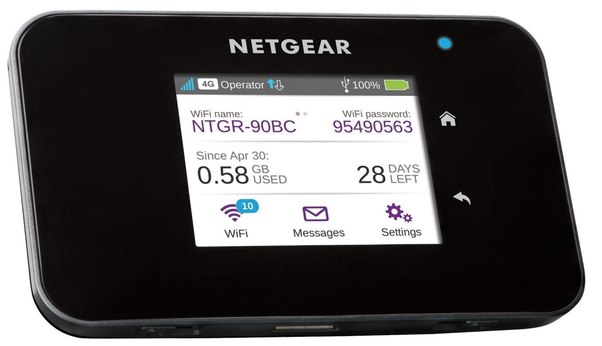 Netgear AC810 100EUS modem router 4G