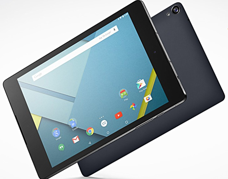 Nexus 9 pronto all'aggiornamento a Android 7.1.1 Nougat