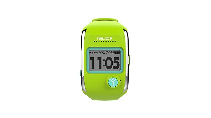 Nilox Bodyguard Smartwatch e Tracker GPS